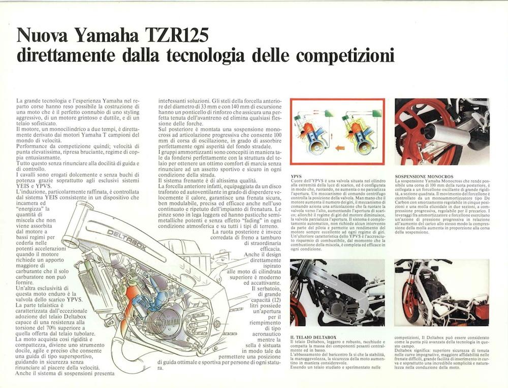 Schema Elettrico Yamaha Dt 50 : Schema impianto elettrico yamaha tzr fare di una mosca