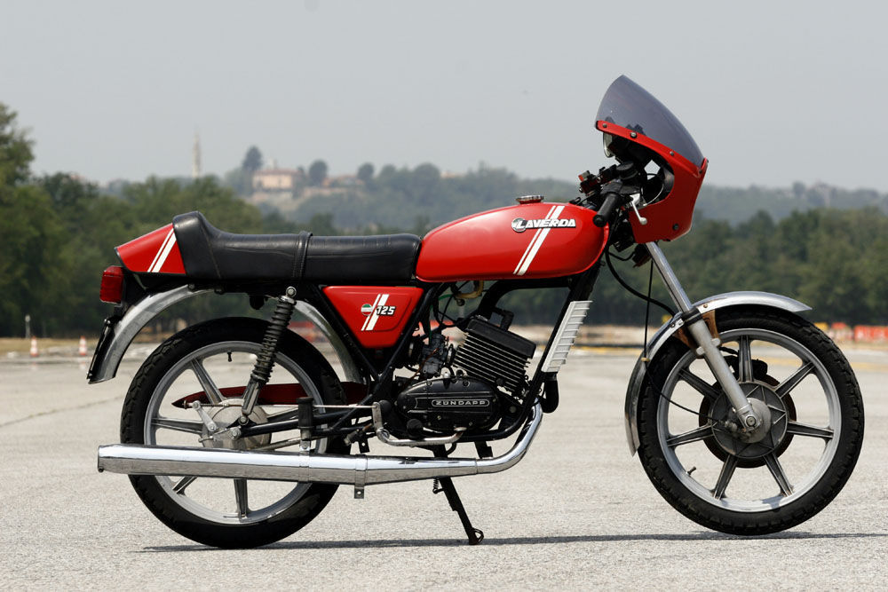 Laverda Motorcycles Pictures